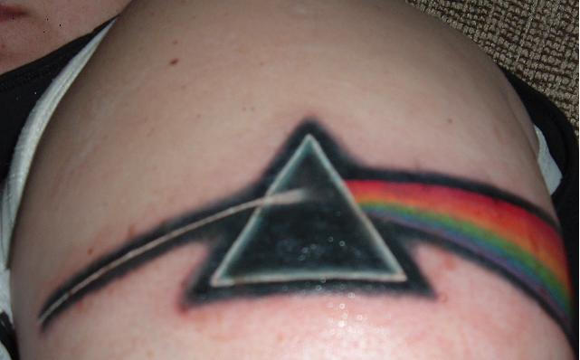 Tattoos Pink Floyd