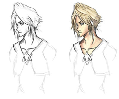 Nomura Style Study with VAAN by NewHex