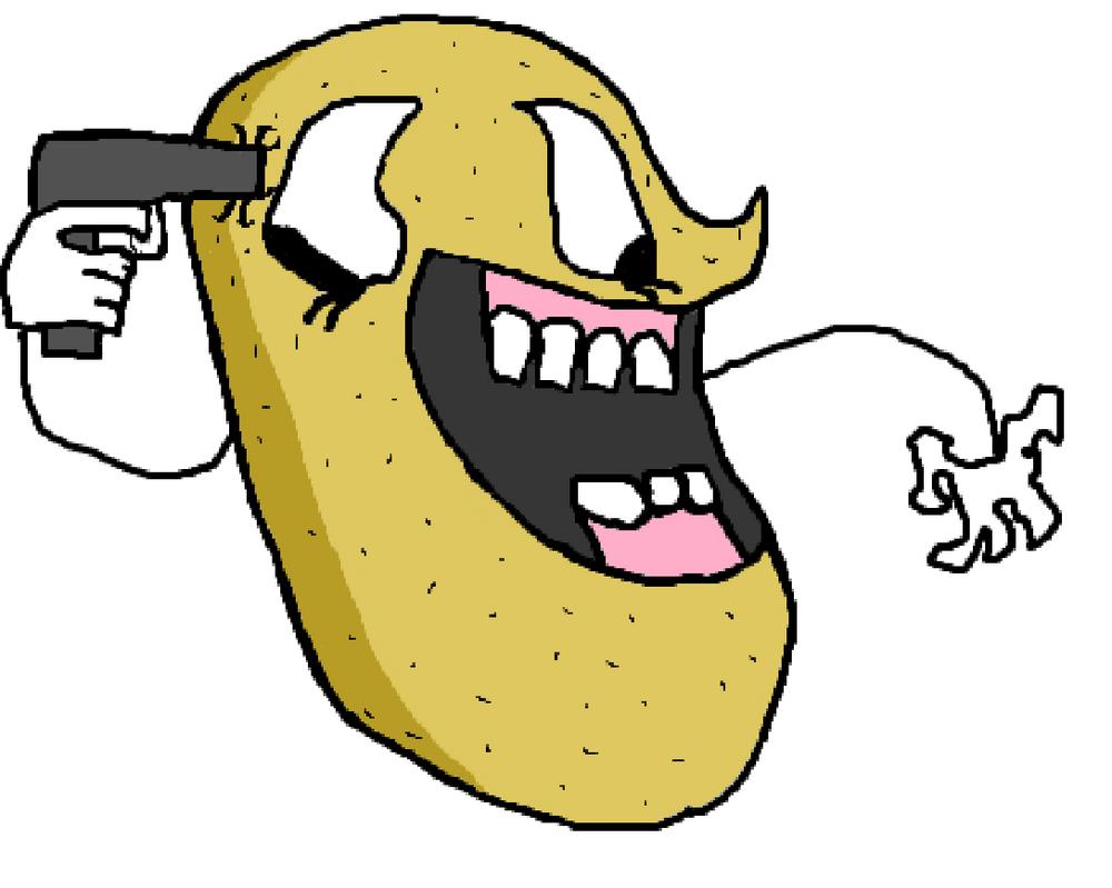 Potato by chegg1