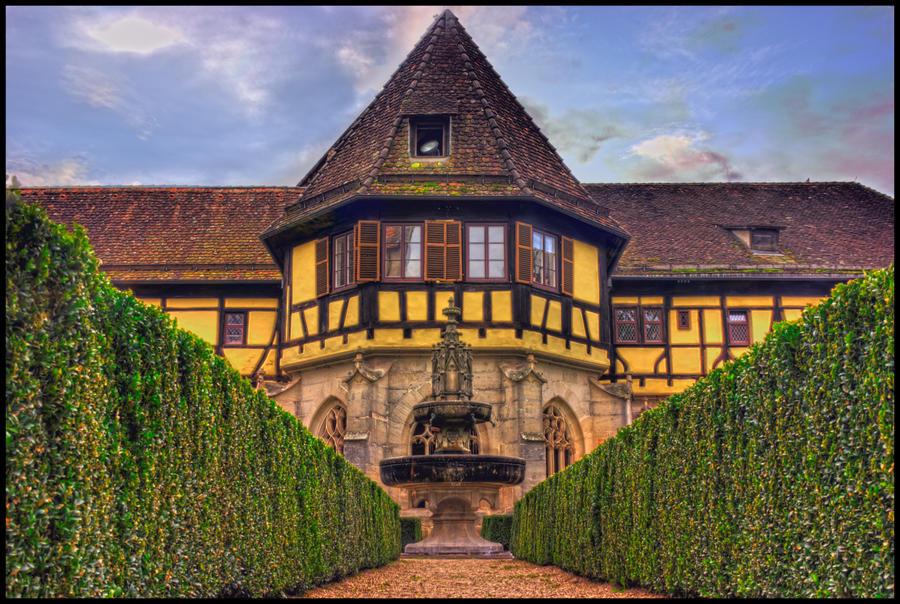 Bebenhausen Kloster by GuadianAngel