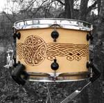 Knotwork Drum
