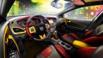 Luxury Dodge Interior