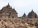 Twin Plaosan Temples