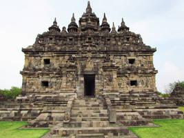 Plaosan Temple by vidka