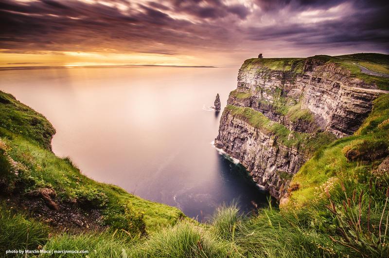 Cliffs Of Moher, Ireland by MavorsPL