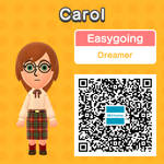 QR Code for Carol!