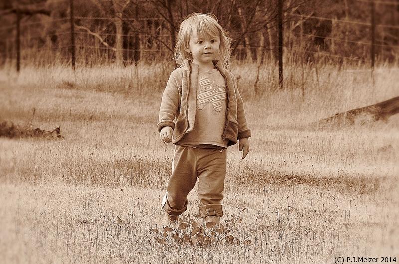 Walkin In The Bush by Maxibouy1