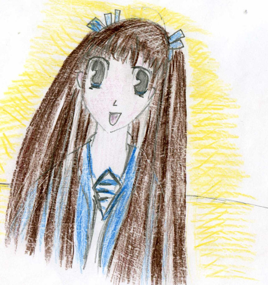 Tohru Honda quick drawing by Fran48