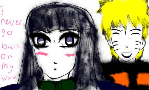 Because that's my Nindo, My ninja way-NaruHina :3 by Fran48