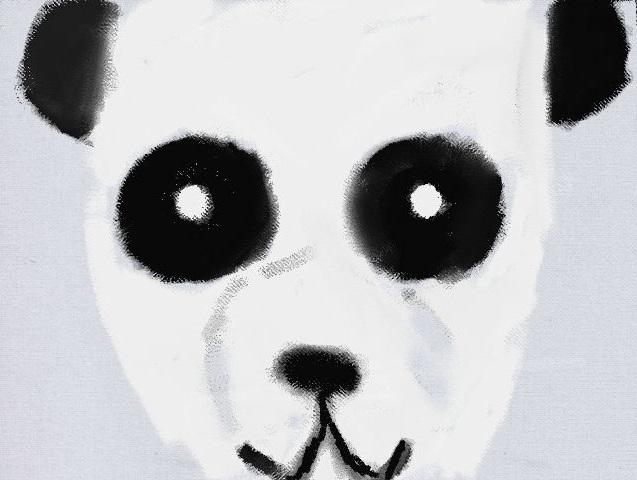 Panda :3 by Fran48
