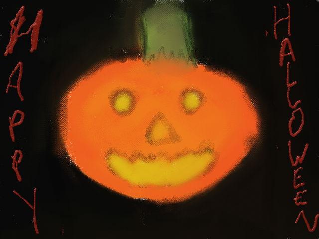 Happy Halloween :) by Fran48