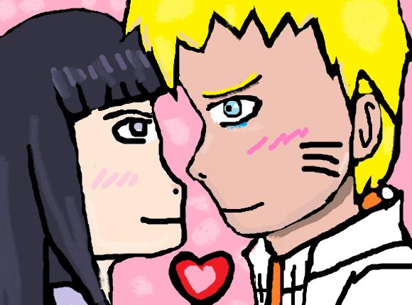 NaruHina-Valentines day by Fran48