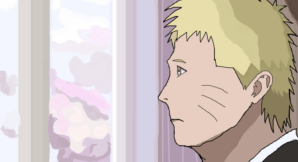 Naruto uzumaki wedding day- The end of Shippuden by Fran48