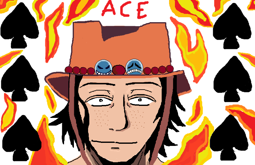 Ace(Of spades XD) by Fran48