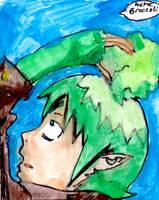 Amaimon -Broccoli XD by Fran48