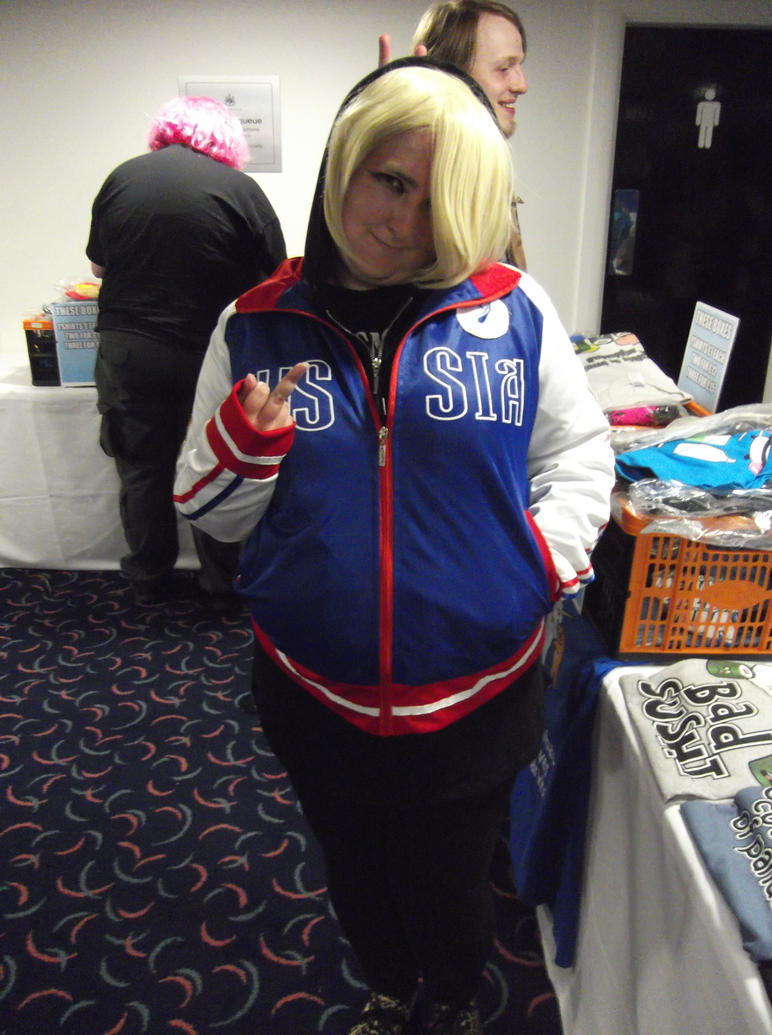 Yurio cosplayer-Sunnycon 2017 by Fran48