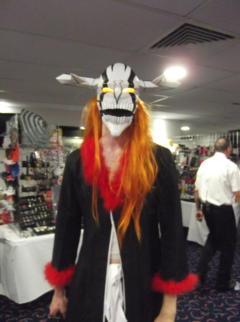 Hollow Ichigo cosplay-Sunnycon 2017 by Fran48