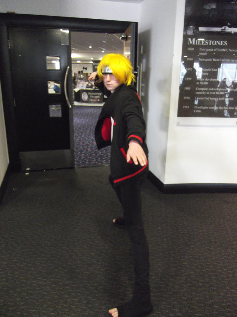 Boruto cosplayer-Sunnycon 2017 by Fran48