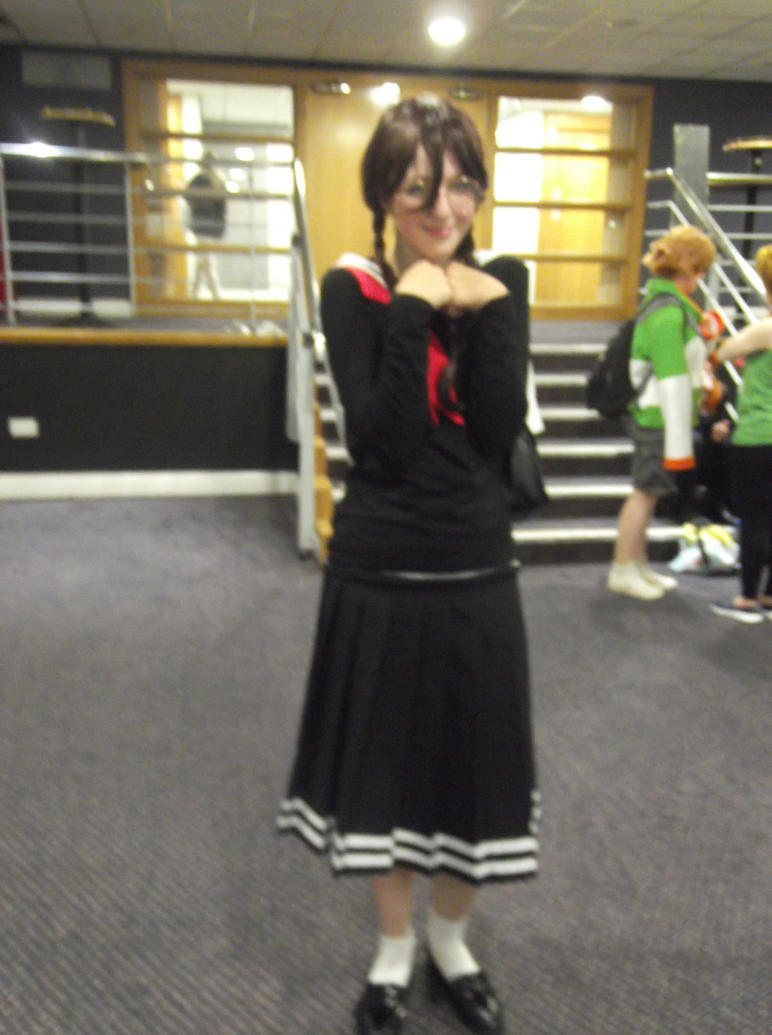 Toko Fukawa cosplayer-Sunnycon 2017 by Fran48
