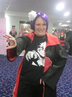 Another Konan pic from Sunnycon 2017 by Fran48