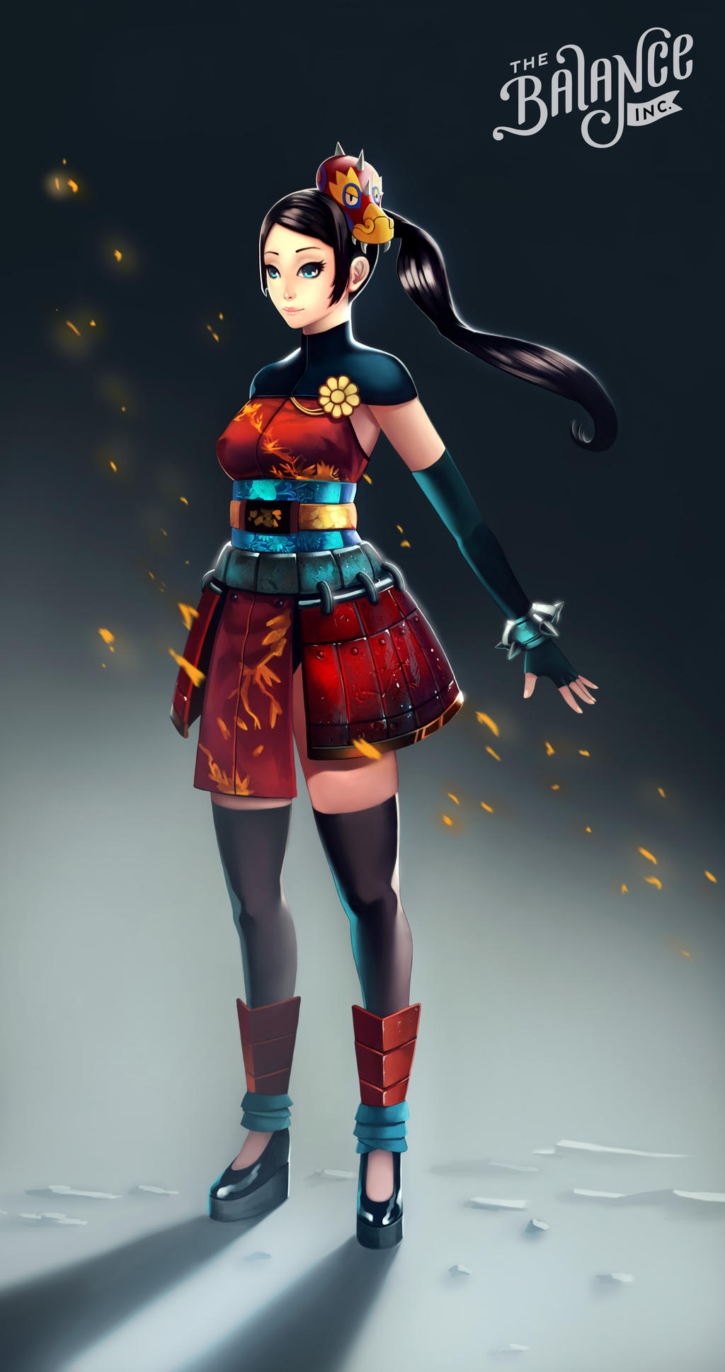 Yue Zuanshi by velsen