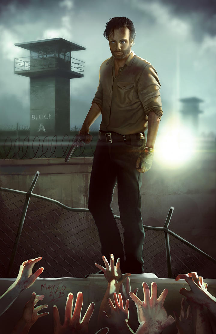 Rick Grimes by velsen