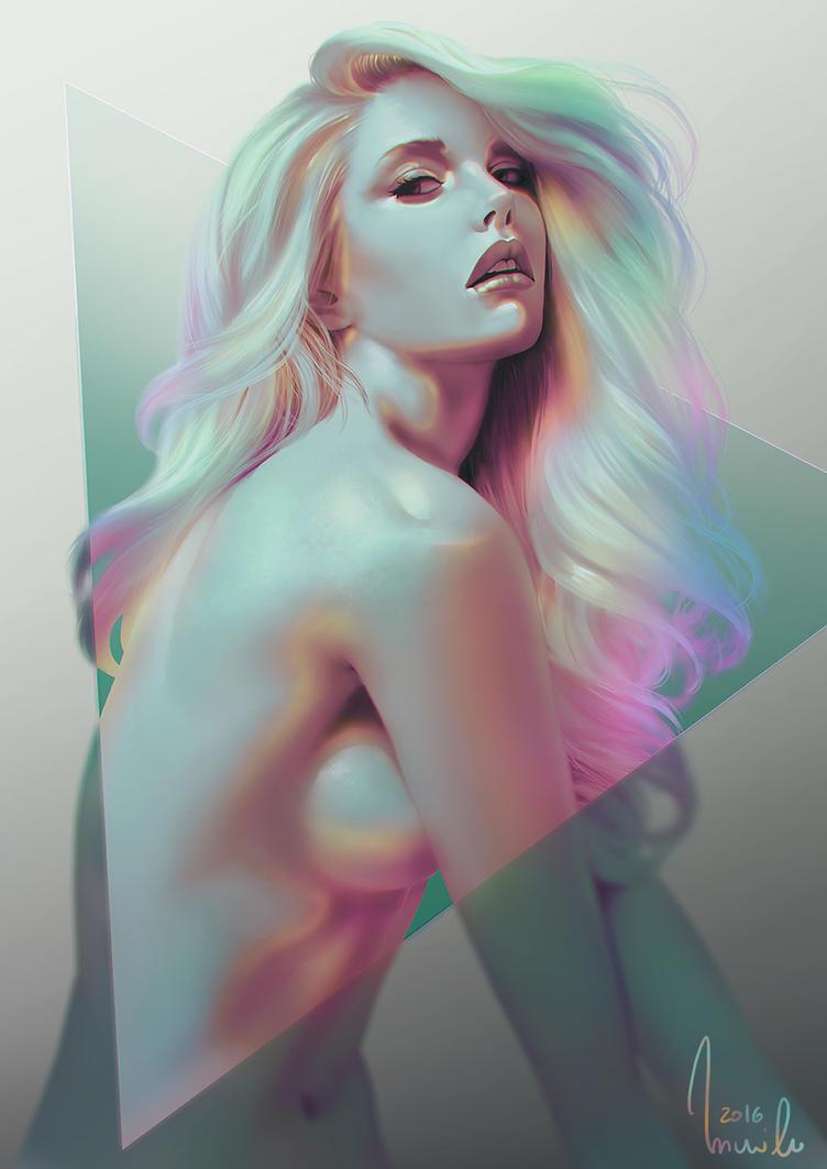 Iridescent by velsen on DeviantArt
