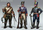 19th Century Characters