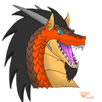 An Emote for Discord - Excited