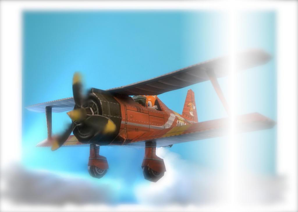A QUIET FLIGHT by PUFFINSTUDIOS