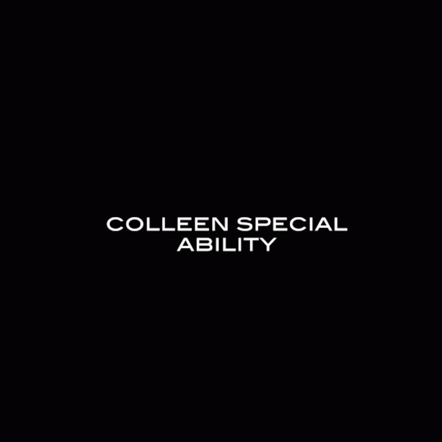 COLLEEN SPECIAL ABILITY by PUFFINSTUDIOS