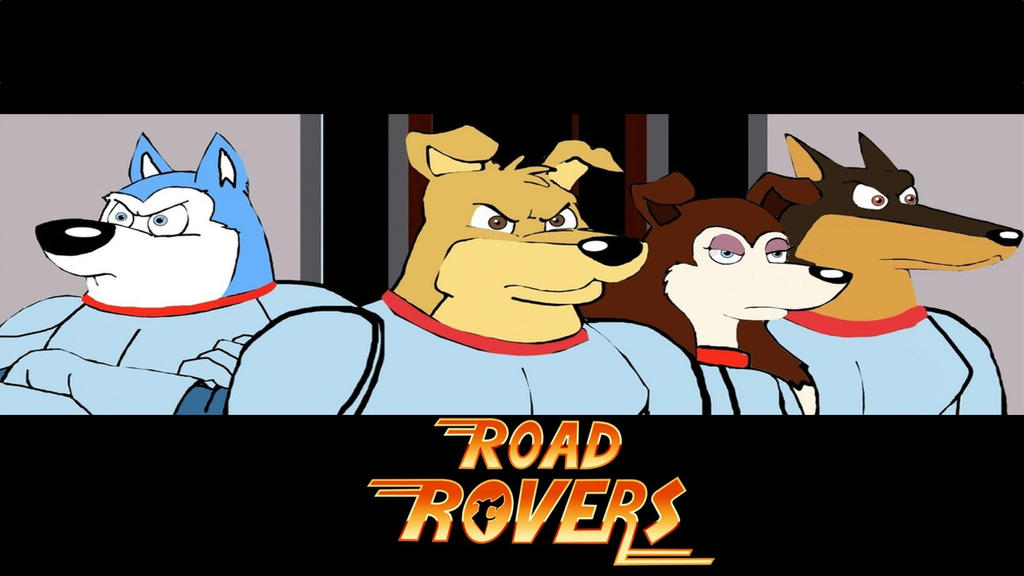 ROAD ROVERS ADVERT by PUFFINSTUDIOS