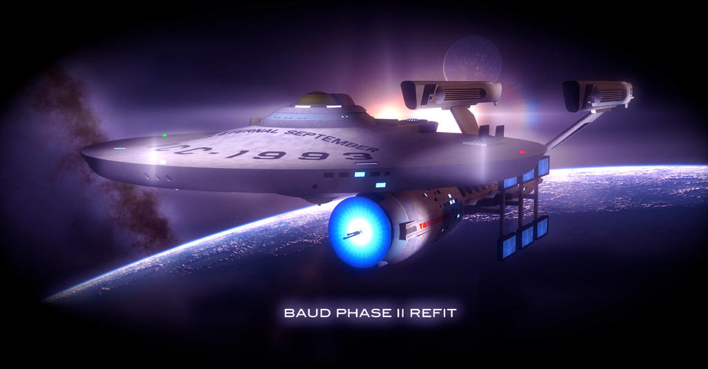 PHASE II BAUD REFIT by PUFFINSTUDIOS