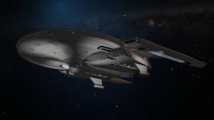 Heavy frigate Chekov