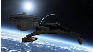 Klingon K'Tinga class