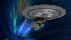 Enterprise B At warp!
