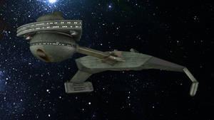 The Return Of The D7 Cruiser TMP