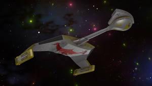 The Return Romulan D7