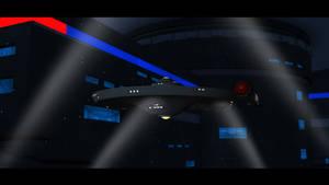 Inside Space Dock