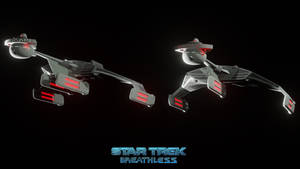 Klingon K10 super dreadnoughts