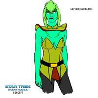 Captain Gloranite TEST