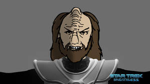 Klingon Head Test!