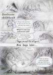 Dragon's hard childhood