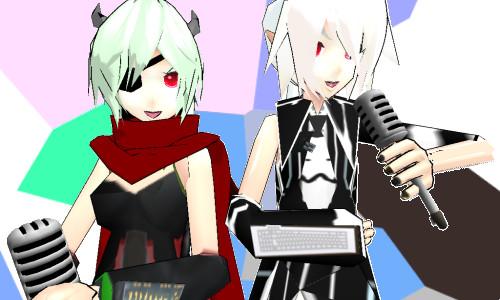 Winter Alice UTAUS Kumai Suika by XxRitsukaxAoyagixX
