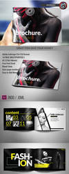 Brochure template Indesign by hendradeviantart