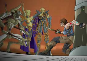 Tomb Raider: Dark Prophecy by TheBritWriter