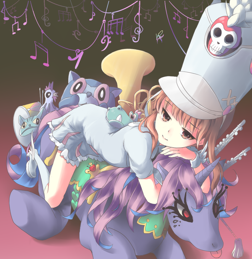 Cutie Nonon by Kp-sama