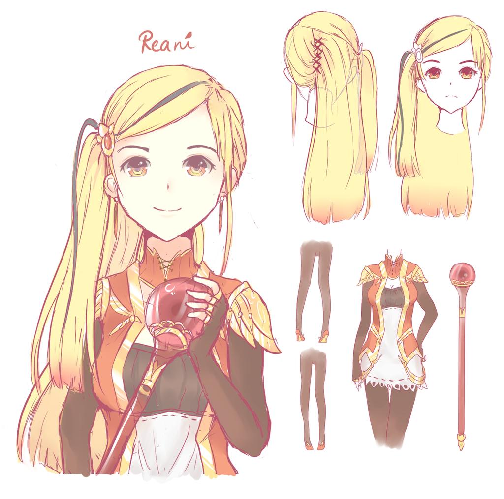 OC Reani by Kp-sama