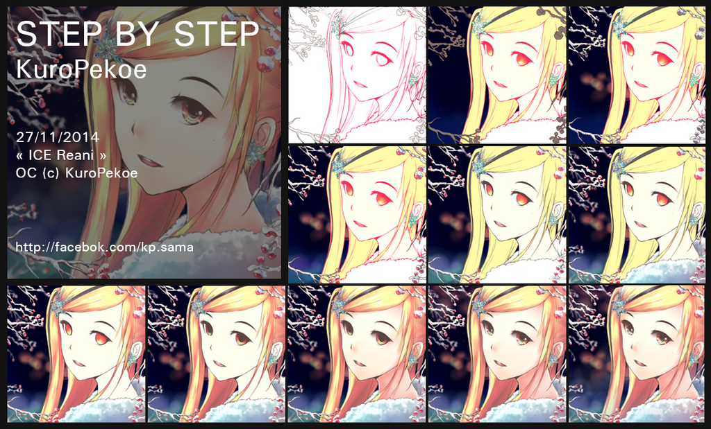 ICE Reani - step by step by Kp-sama