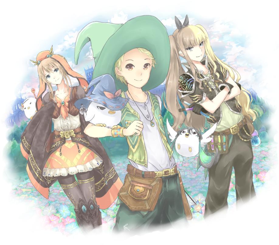 Mahotori Crew Reverse by Kp-sama